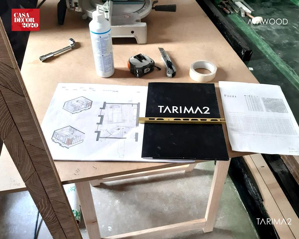 Tarima2 en CasaDecor
